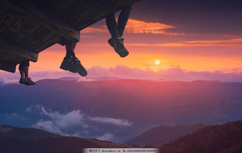唯美 风景 风光 旅行 自然 秦皇岛 祖山 山 秀美祖山 祖山景区 夕阳