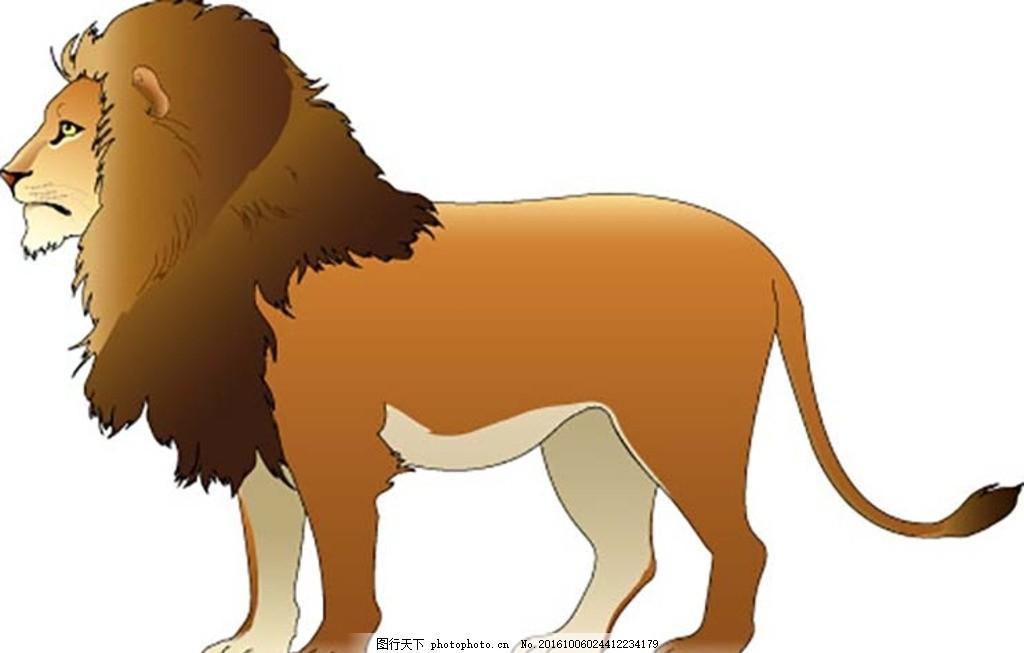 黑狮子 绝地雄狮 雄狮简笔画 白雄狮 母狮 松狮 猛虎 狮子王 母狮子
