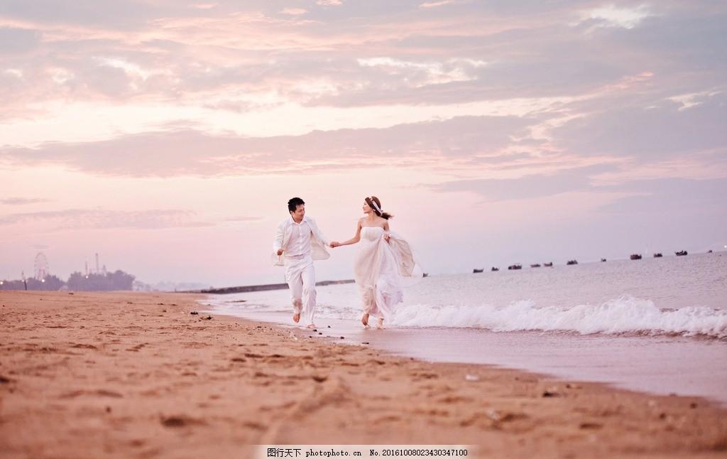 婚纱摄影 婚纱照 新娘 模特 幸福 美女 美丽 人物摄影