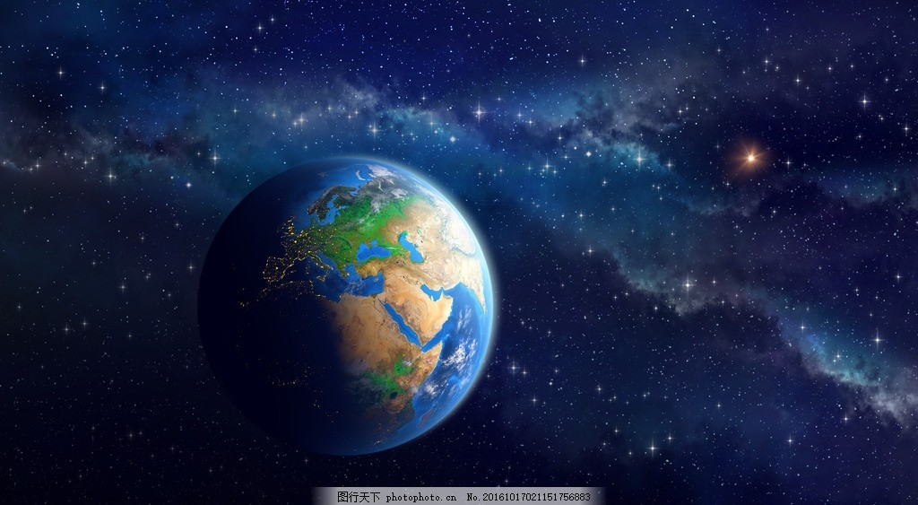 唯美 星球 宇宙 太空 地球 3d 立体 设计 3d设计 3d设计 300dpi jpg