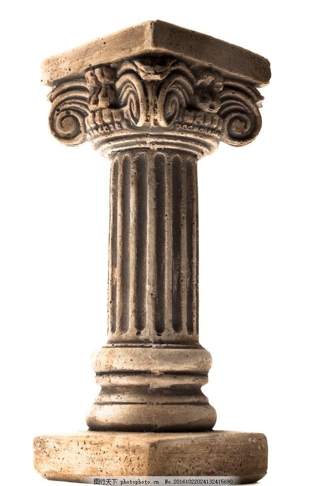 罗马柱 欧式罗马柱 石膏罗马柱 石膏线条 罗马柱线条 石膏装饰素材