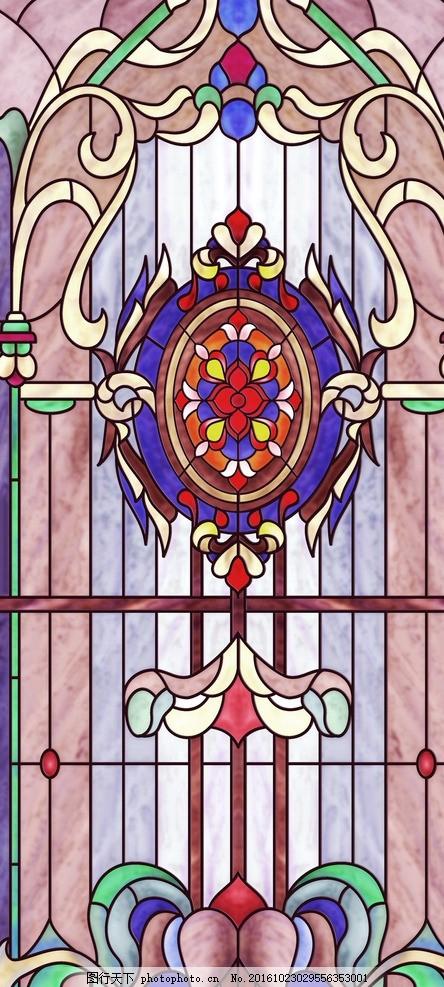 教堂玻璃图案 教堂天花 教堂玻璃 欧式艺术玻璃 教堂玻璃窗 彩绘玻璃