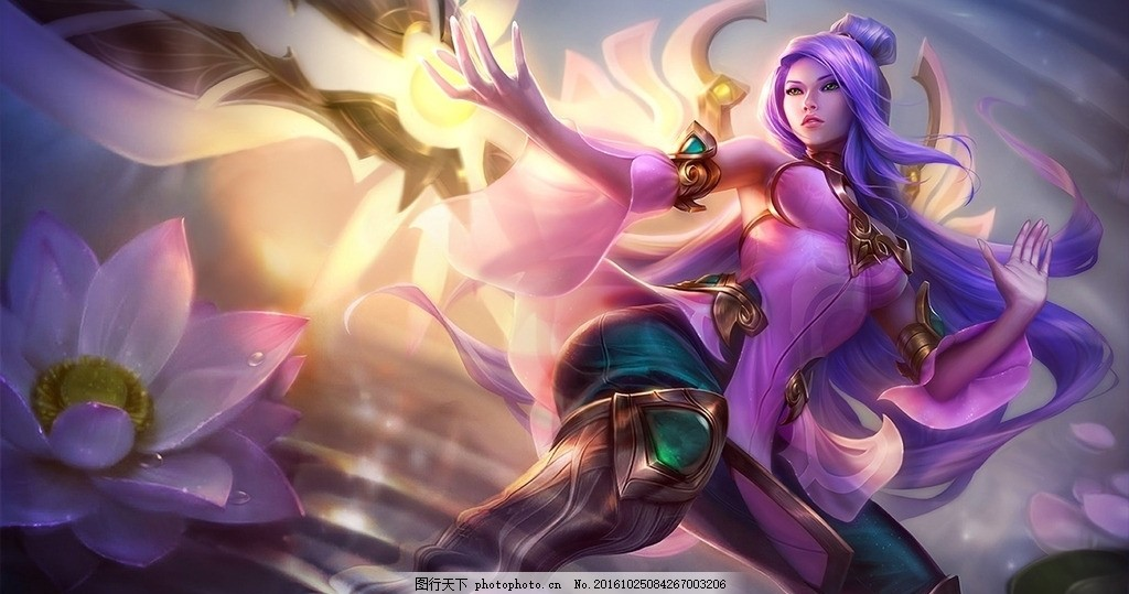 莲花之令—艾瑞莉娅 莲花之令艾瑞莉娅 刀妹 刀锋意志 英雄联盟