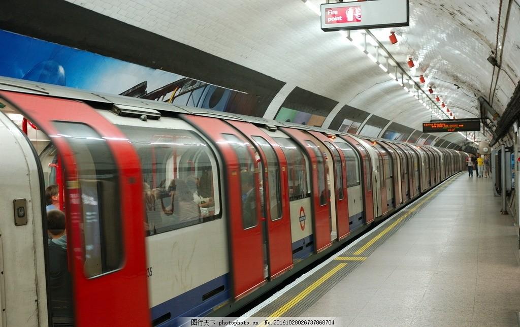 地铁 交通工具 隧道 灯光 铁路 交通工具 摄影 现代科技 交通工具 72