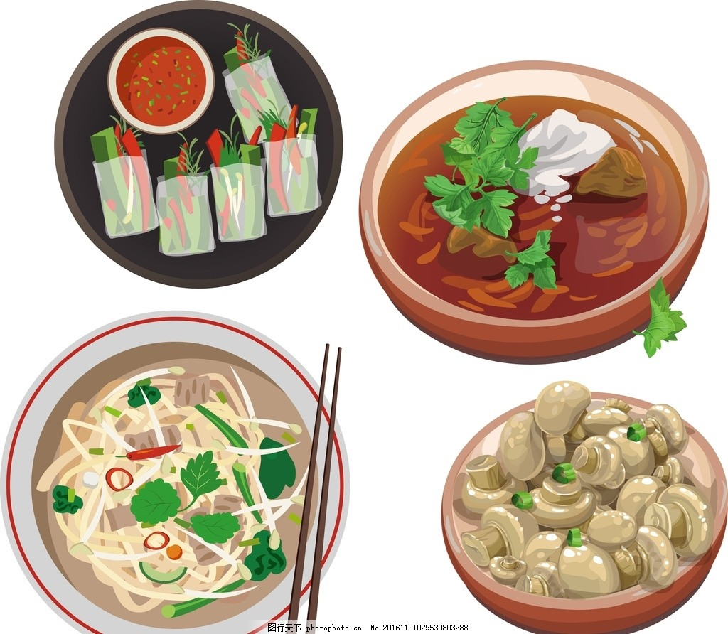 图标 标签 仿真美食 快餐图标 西餐 西餐素材 手绘美食 矢量美食 韩国