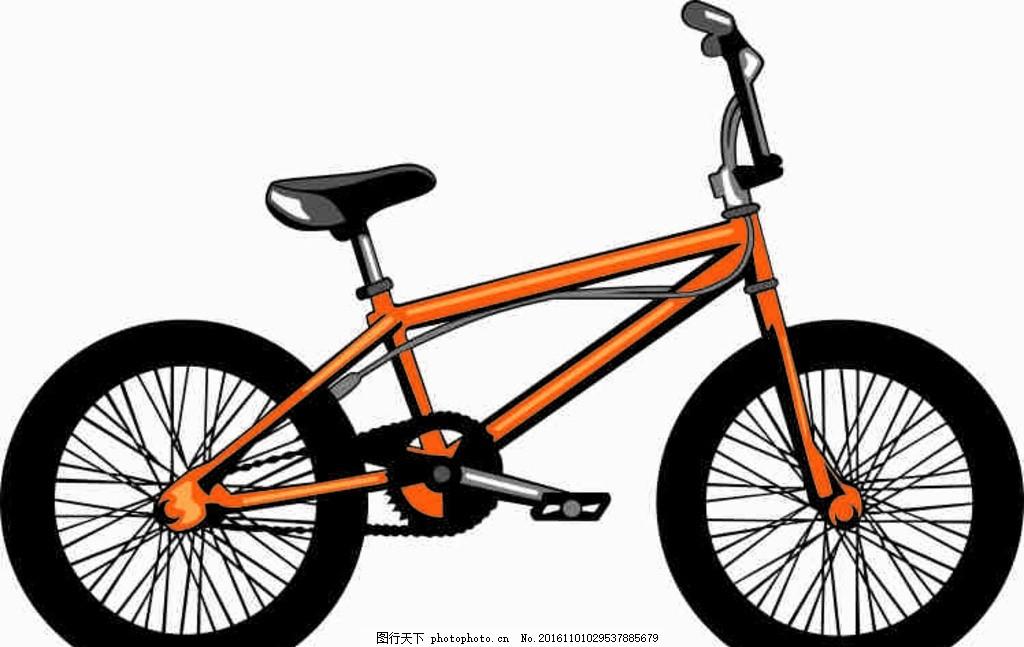 动漫动画 动漫人物 cdr 线条图 插画 素描 水彩画 黑白 雕刻 自行车