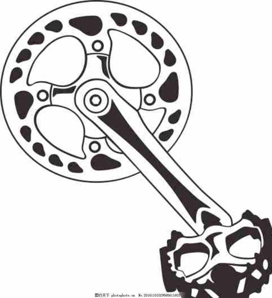 动漫动画 动漫人物 cdr 线条图 插画 素描 水彩画 黑白 雕刻 齿轮