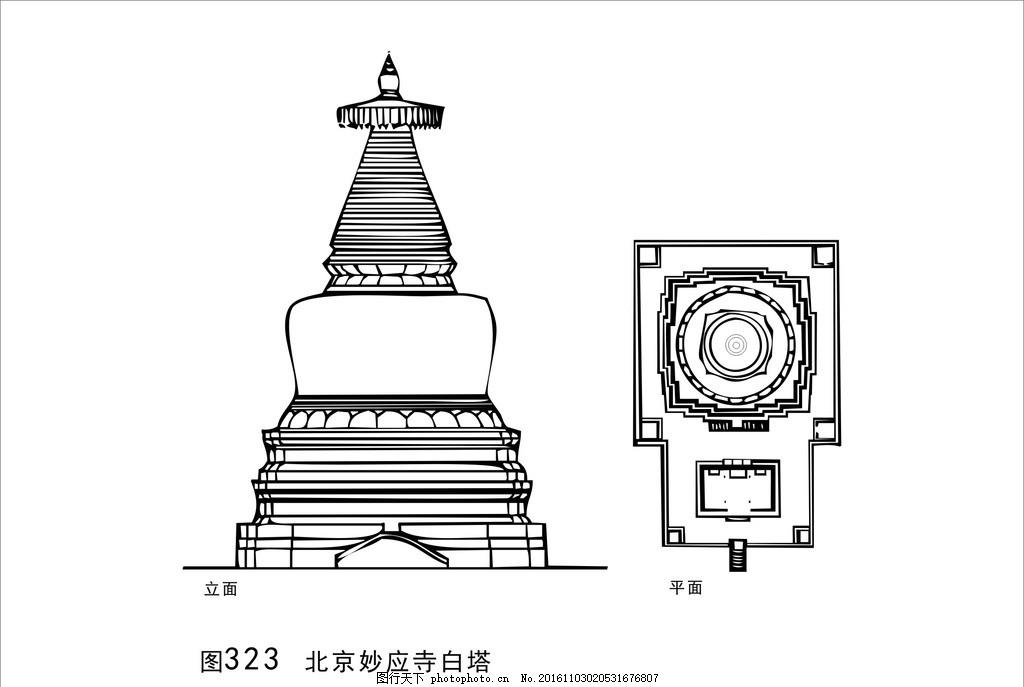 藏族简笔画图片大全