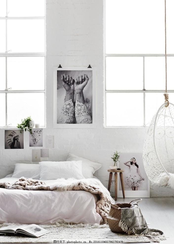 床 家居 家具 沙发 卧室 装修 705_987 竖版 竖屏图片