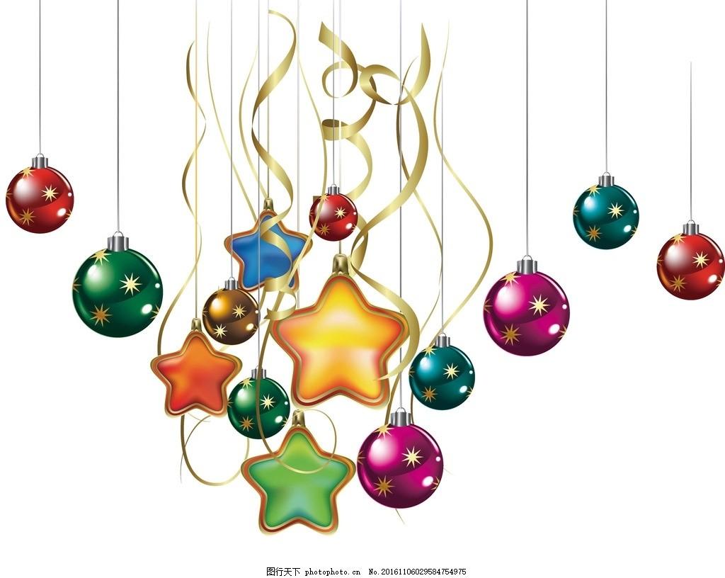 手绘圣诞素材 手绘 水晶球 卡通水晶球 矢量水晶球 手绘水晶球 水晶球
