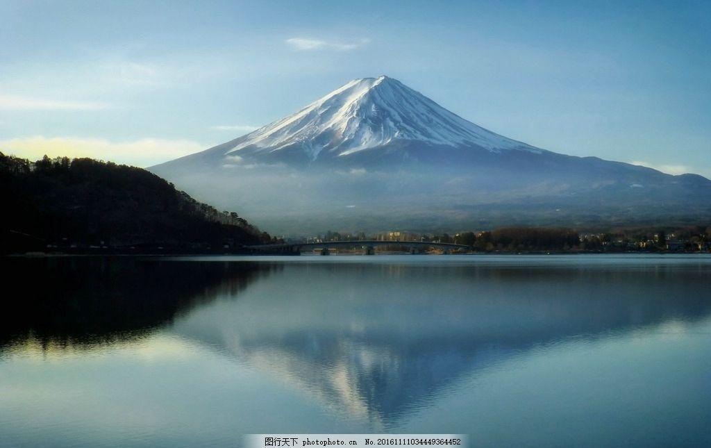 日本富士山 旅游 日本标志风景 日本 自然景观 富士山 摄影 自然景观