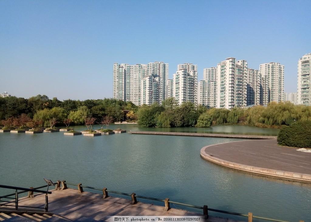 江苏省常州市武进区 风景 自然与发展 城市 摄影 国内旅游