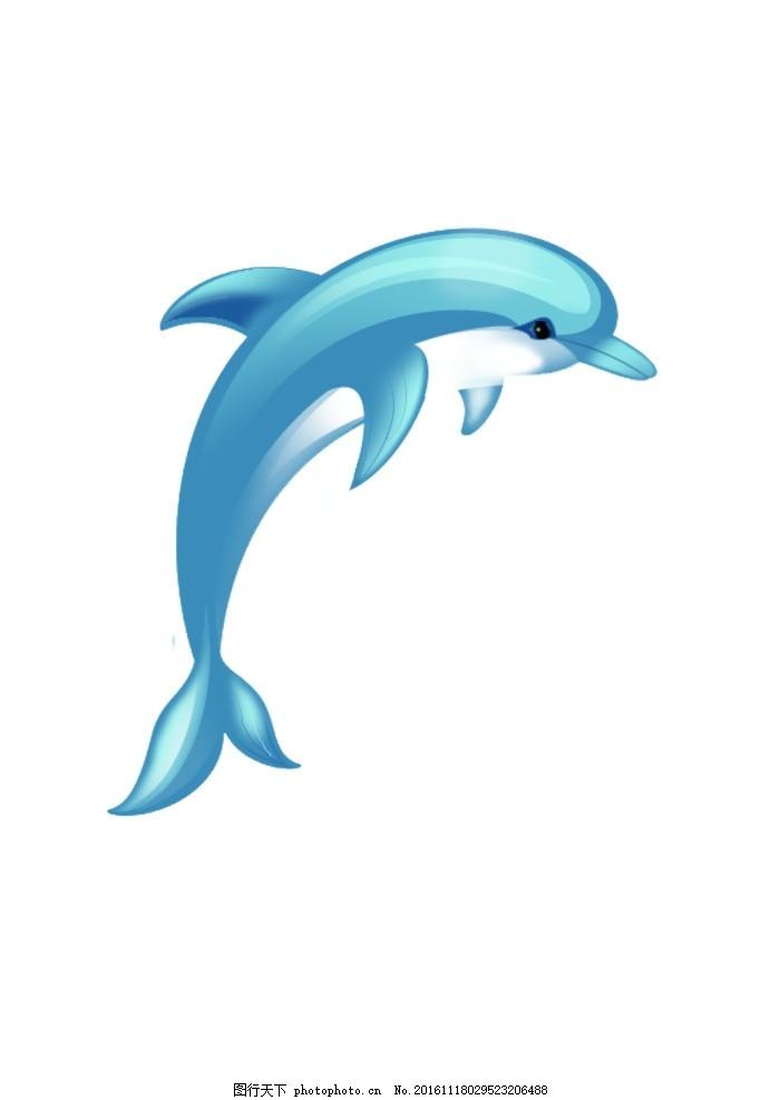 海豚 海豚图片 保护动物 卡通动物 海豚标志 其他