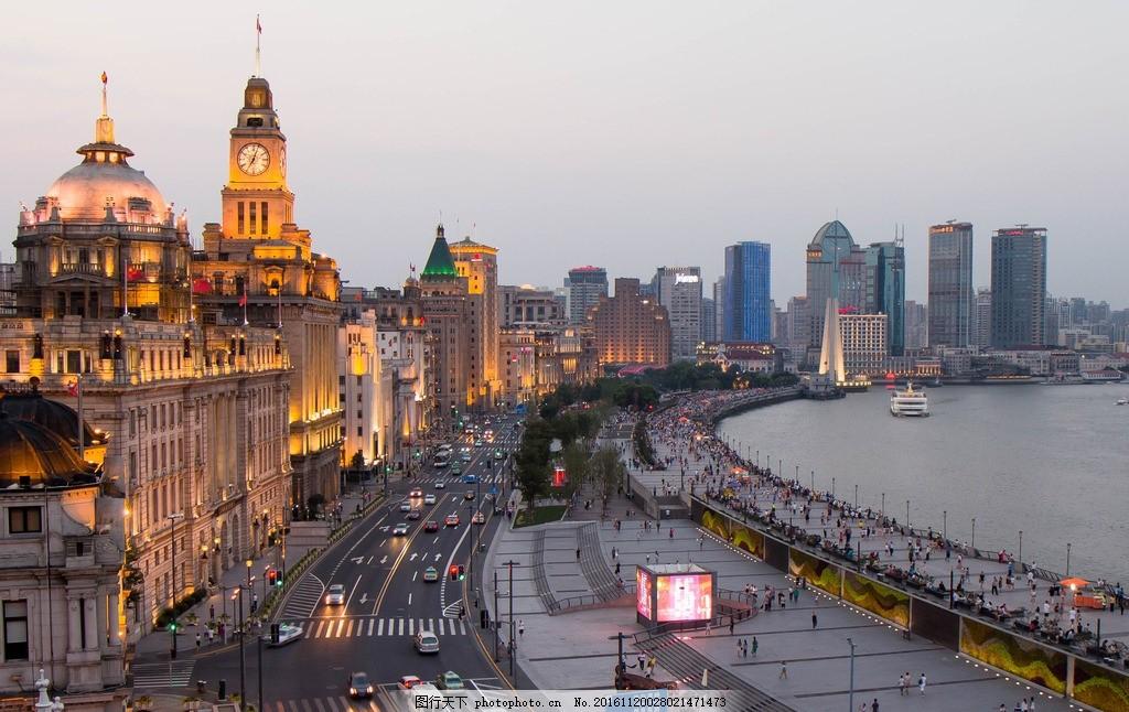 上海 城市 城市剪影 地标 新上海 建筑 中国 中国建筑 摄影
