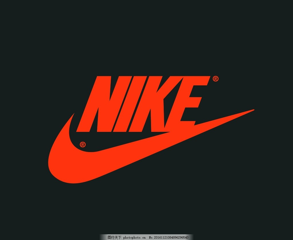 nike nike 耐克 标志 矢量图 勾子 海报 设计 广告设计 logo设计 ai