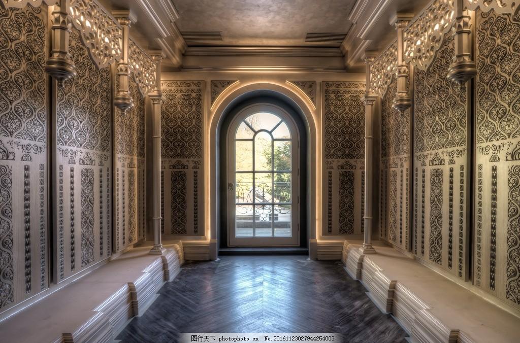 欧式 豪华 装潢 灯具 辉煌 摄影 建筑园林 室内摄影