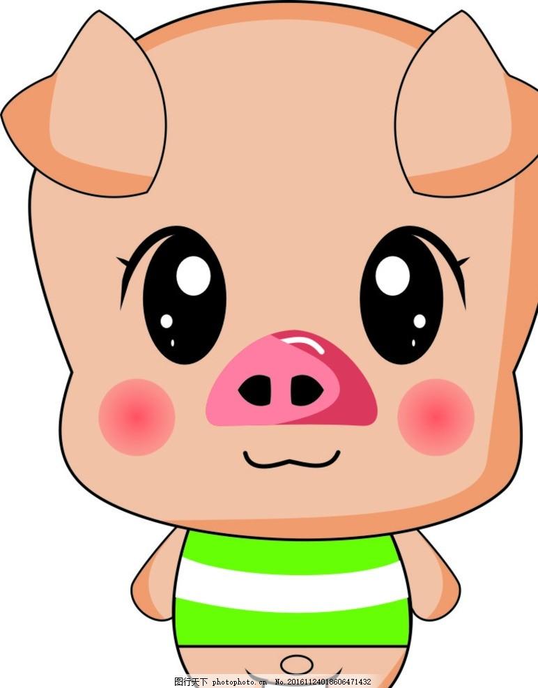 小动画 卡通动画 小猪仔 动漫 猪仔动画 动漫动画
