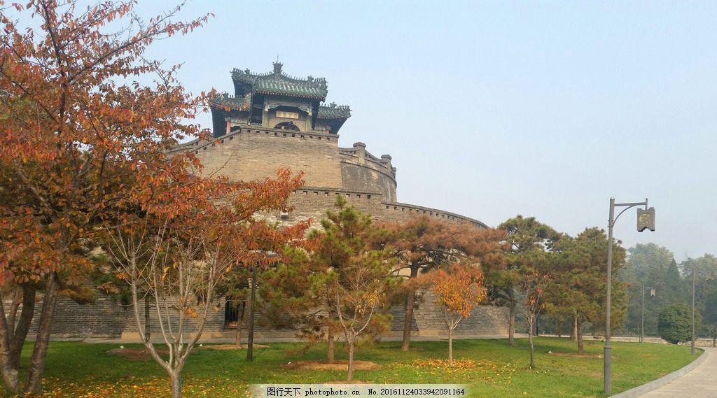 邯郸 丛台公园 中华北大街 梧桐树 旅游 河北 摄影 旅游摄影 人文景观