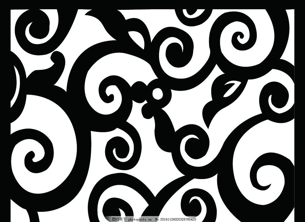 欧式花格 隔断 装修装饰 屋顶格断 隔断花格 设计 底纹边框 花边花纹