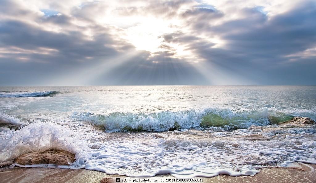 海上落日余晖 摄影 自然景观 自然风景 摄影 旅游摄影 国内旅游 300