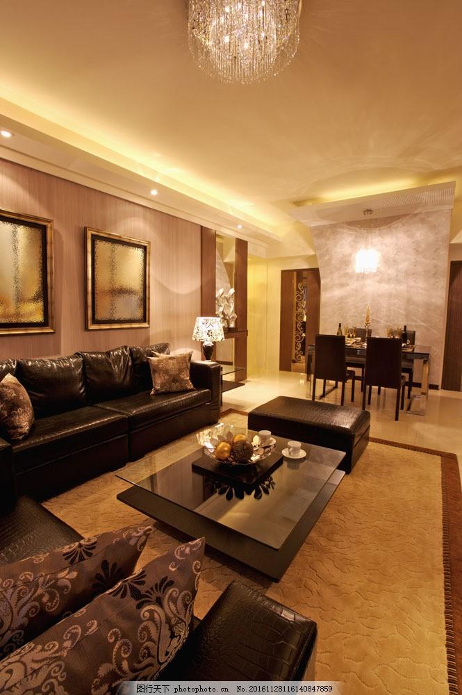 精致欧式客厅装修效果图 精致欧式客厅装修效果图图片素材 精致酒店客