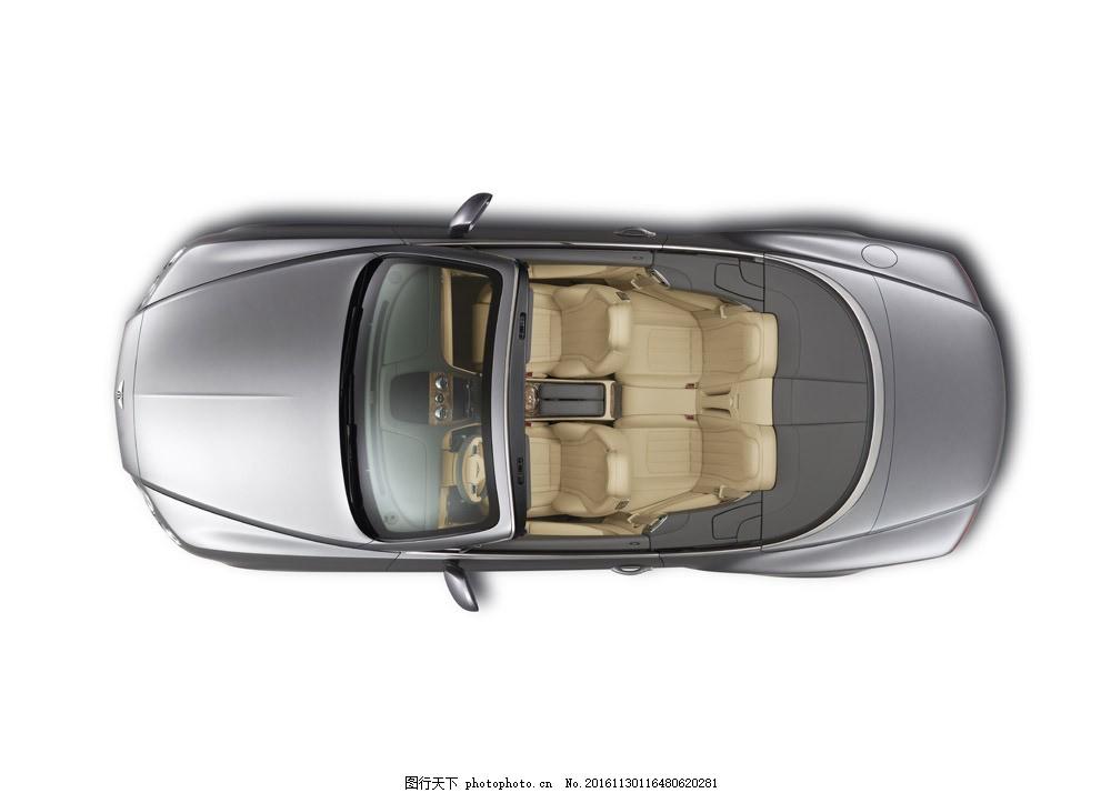 跑车俯视图 跑车俯视图图片素材 轿车 汽车 工业生产 小车 交通工具