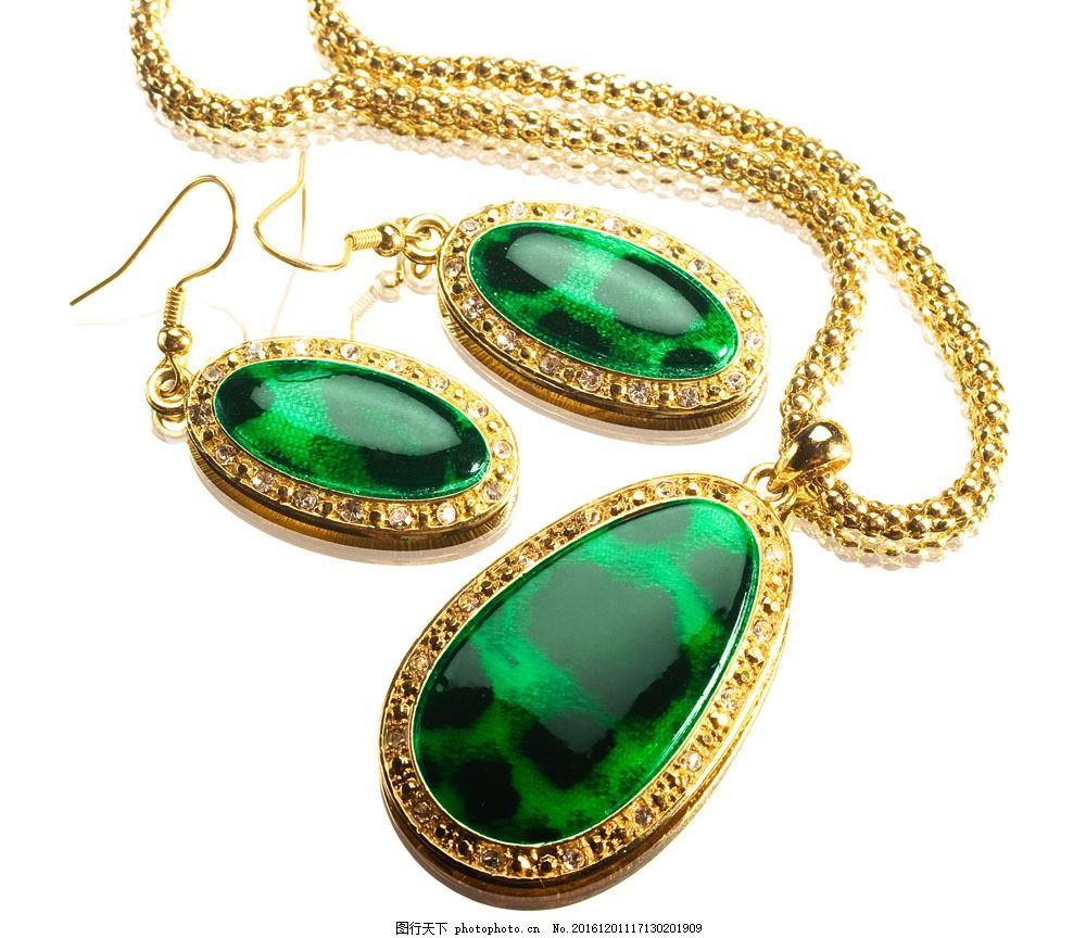 黄金项链 黄金项链图片素材 珠宝首饰 金银首饰 金银珠宝 项链首饰