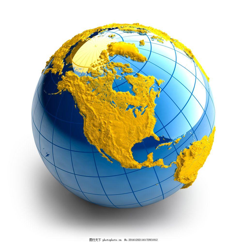 水晶地球仪图片素材 地球仪 地球 创意地球 绿色环保 地球?;?环境