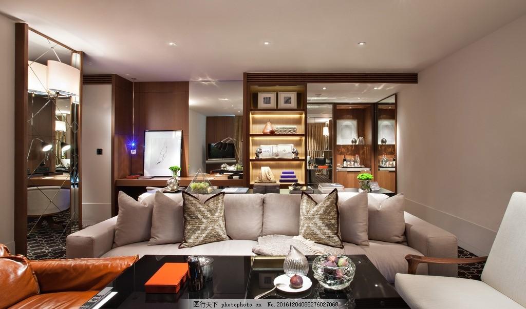 莫斯科柏悦酒店 豪华客房 豪华套房 豪华大床房 行政套房 休闲沙发