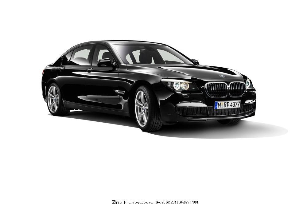 黑色宝马汽车图片素材 汽车 汽车摄影 汽车素材 时尚汽车 名车 高档