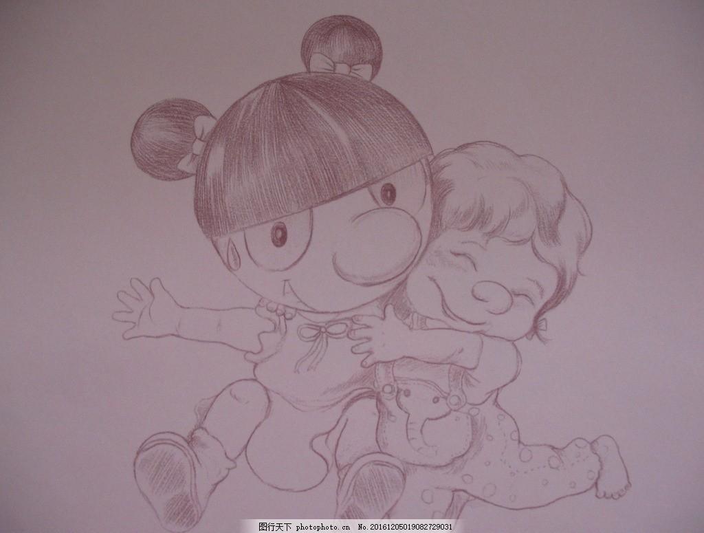 插画 卡通 儿童 漫画 素描 简笔画 摄影 文化艺术 美术绘画 180dpi
