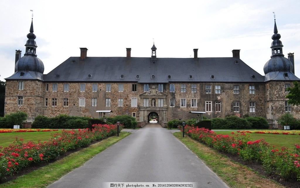 庄园 酒庄 城堡 古堡 古老建筑 摄影集 建筑园林 建筑摄影