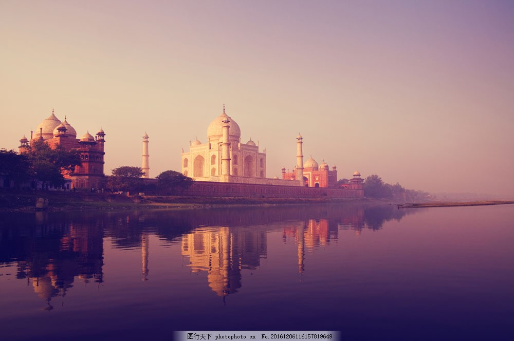 印度城市建筑风景图片