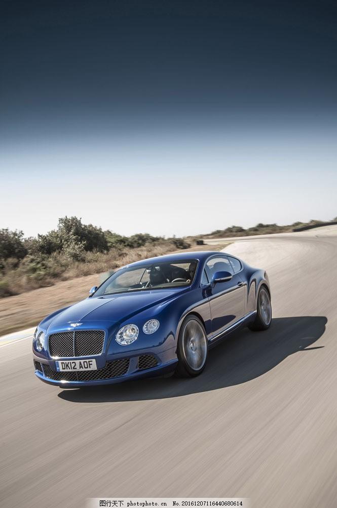深蓝色汽车 深蓝色汽车图片素材 宝马跑车 敞篷轿车 豪华轿车 交通