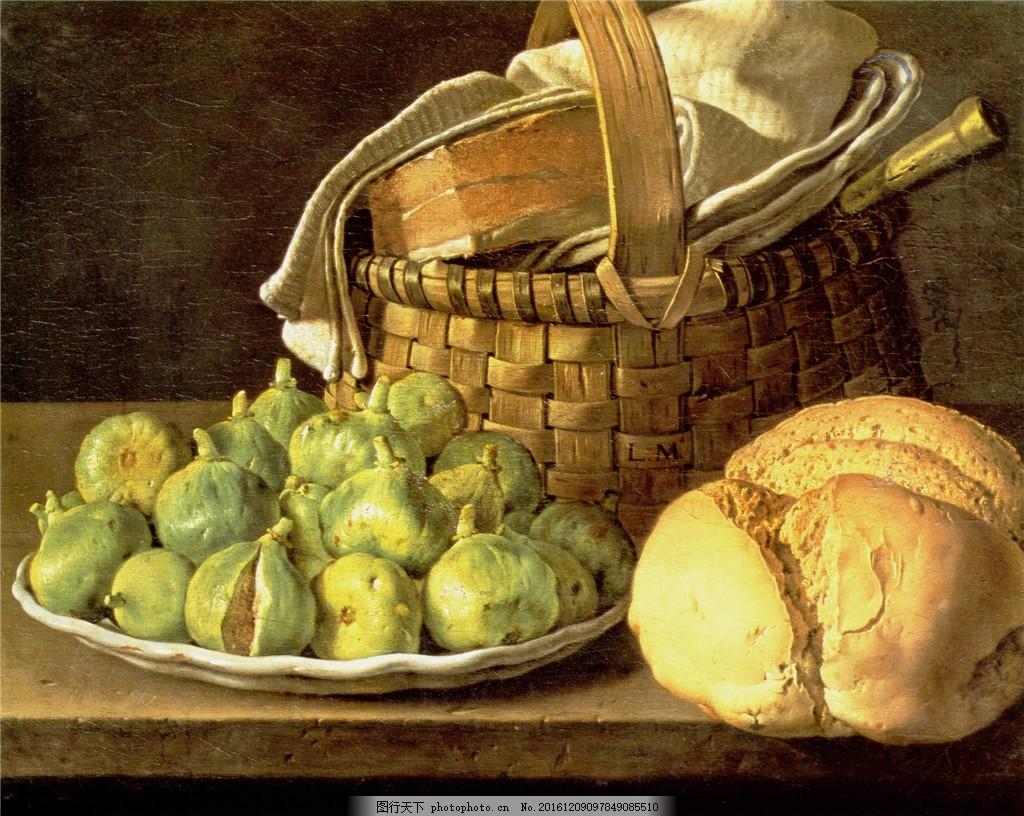 食物装饰画