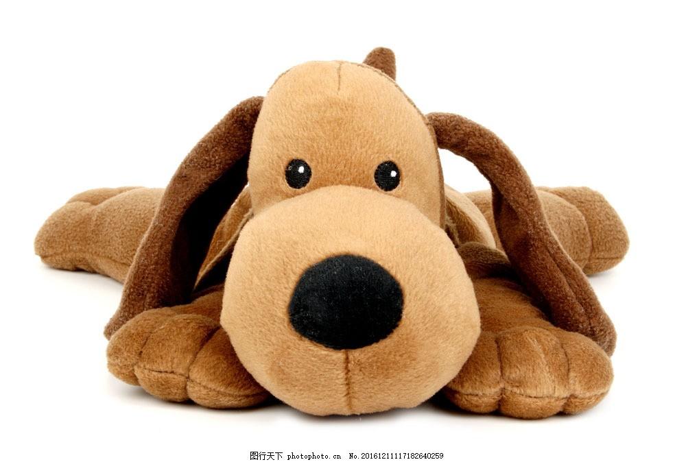 玩具小狗图片素材 毛绒玩具 布偶 可爱 布娃娃 小狗 其他类别 生活