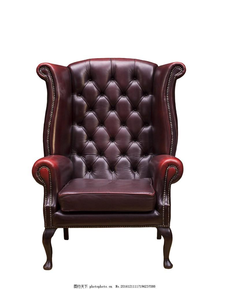 复古皮沙发图片素材 沙发家具 欧式沙发 沙发椅子 复古沙发 复古家具