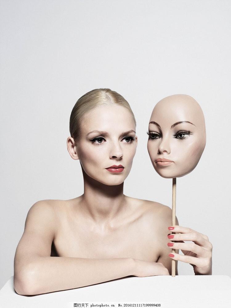 外国女性 女人 时尚美女 性感美女 美女写真 模特 美容护肤 白皙 肌肤