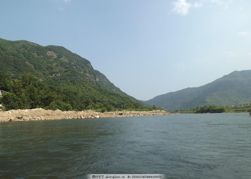 长江三峡 水库 大坝 山水一线 虎跳峡 摄影