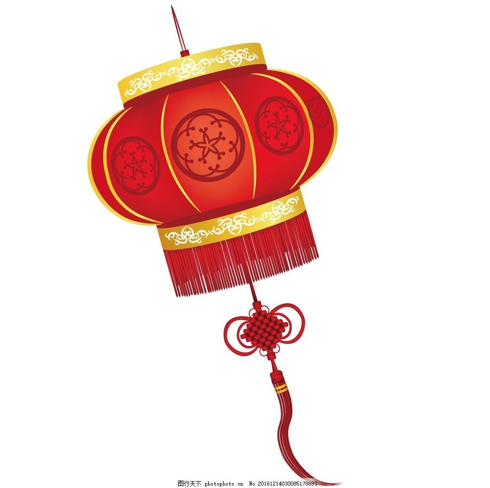 喜庆灯笼 新春 快乐 花 节日素材 传统文化 喜庆 红色 新年灯笼 灯笼