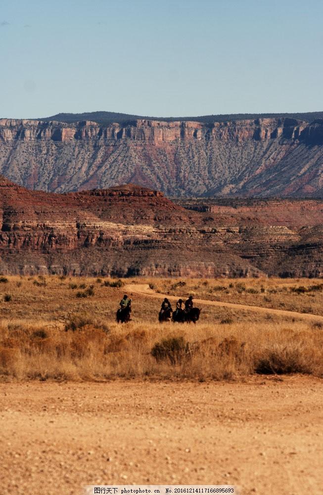 美国西部牛仔图片素材 西部牛仔 美国西部风景 高原风景 科罗拉多风景