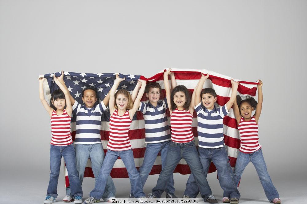 天真无邪 童真 外国小朋友 外国小孩 开心的小孩子 小朋友 微笑的孩子