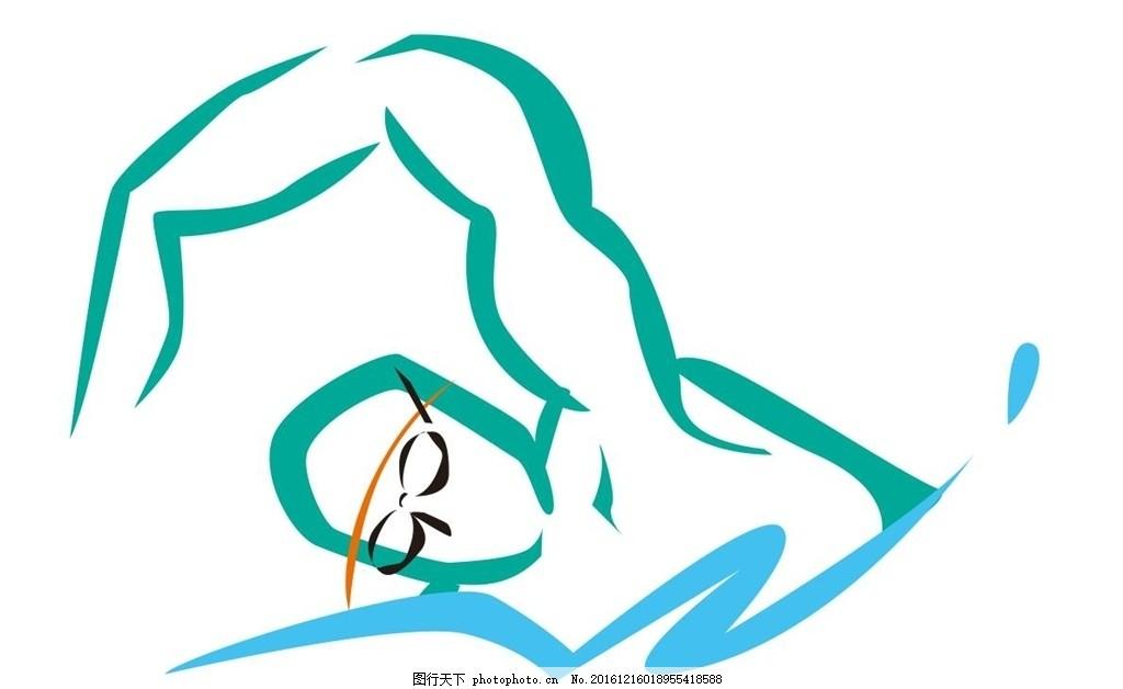 装饰画 简笔画 线条 线描 简画 黑白画 卡通 手绘 简单手绘画 矢量图