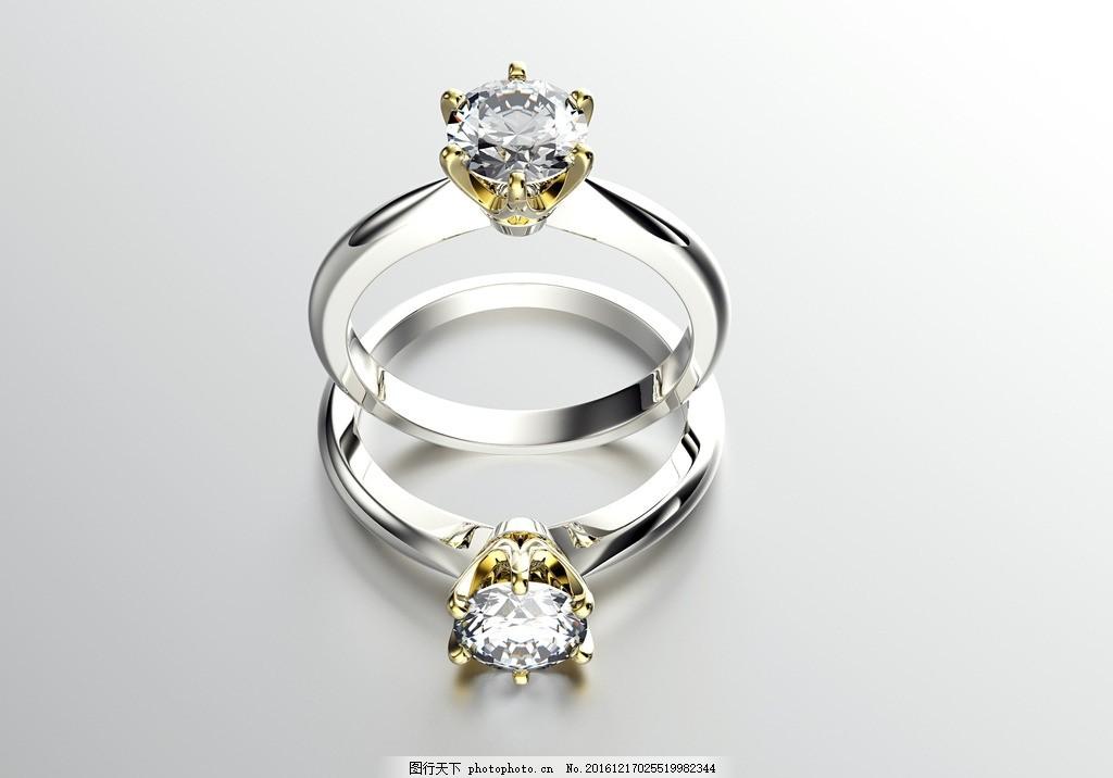 戒指 唯美 生活 浪漫 钻戒 浪漫戒指 婚戒 璀璨的戒指 珠宝图片