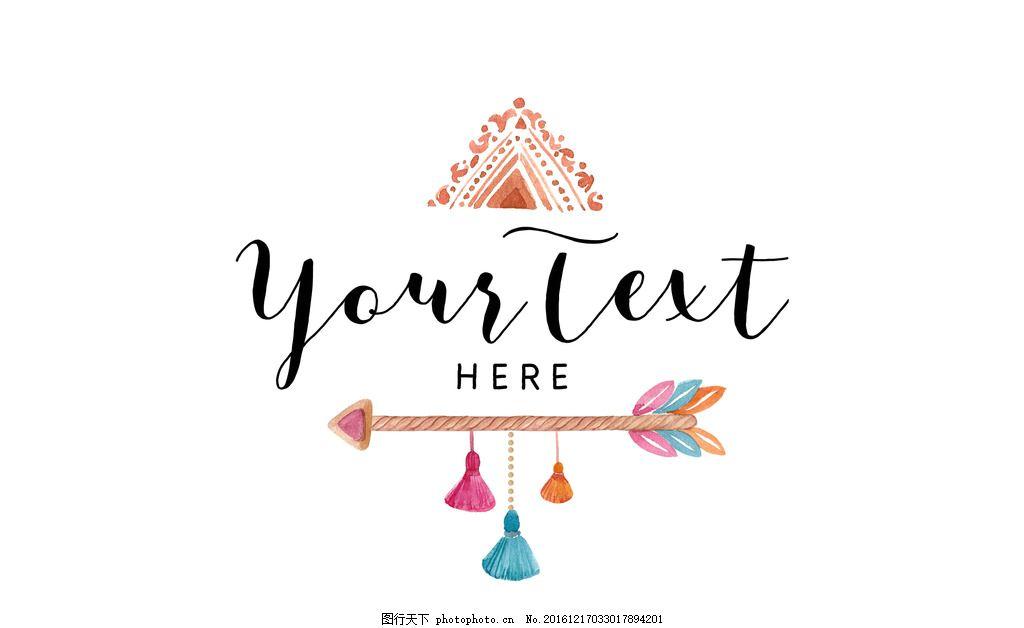 名片 设计 文化艺术 传统文化 森系素材 花朵矢量 共享(婚礼logo)