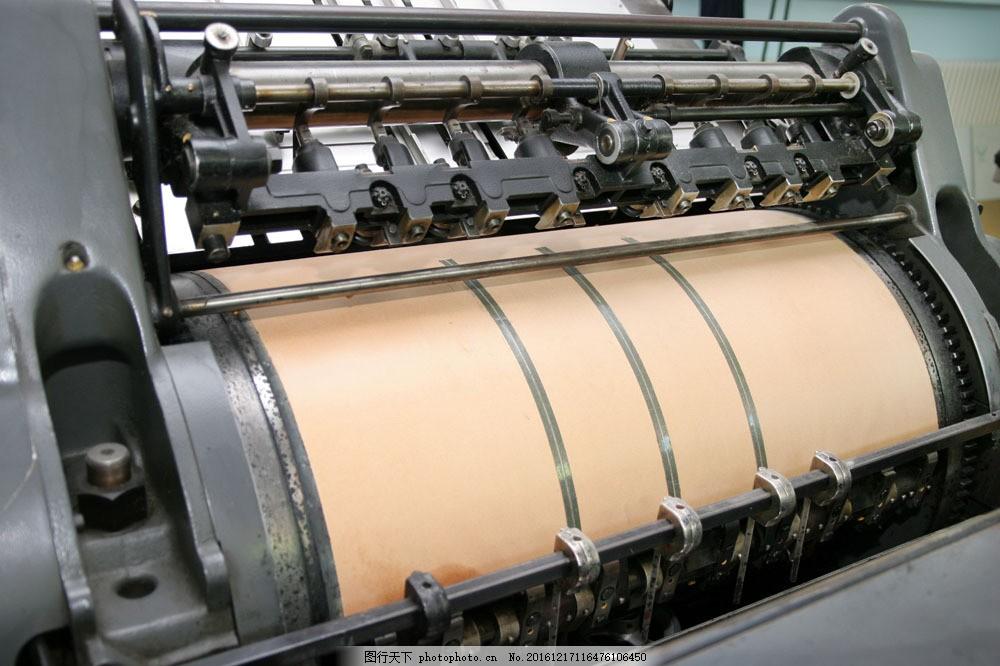 印刷机 印刷机图片素材 彩色数码印刷机 其他 现代科技 摄影 工业生产