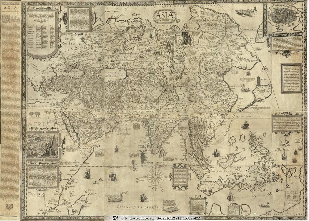 黑白地图 黑白地图图片素材 怀旧地图 地图背景 怀旧背景 世界地图
