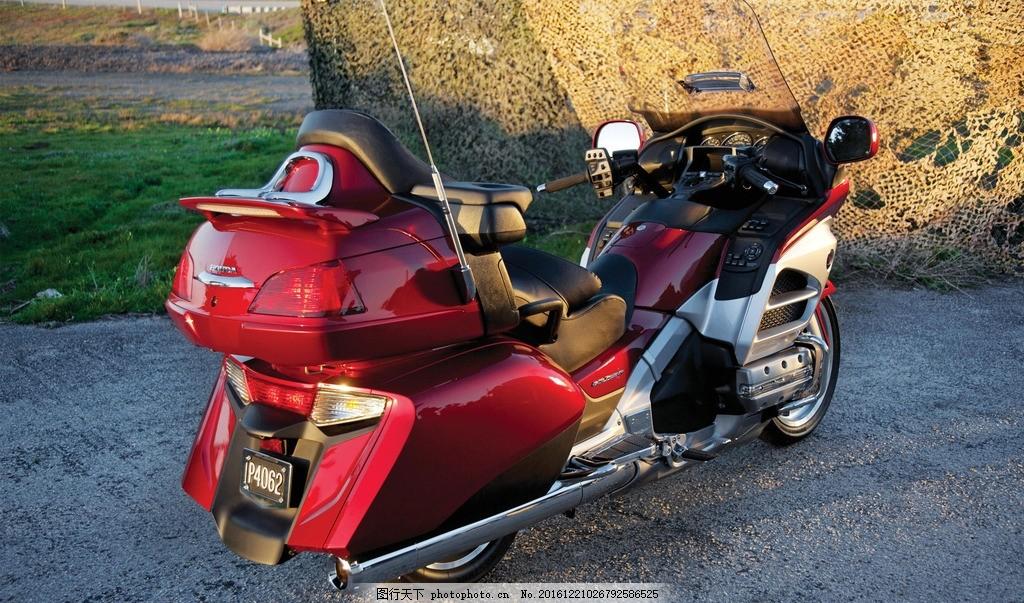 摩托车 本田 交通工具 户外 两轮车 摩托车 摄影 现代科技 交通工具