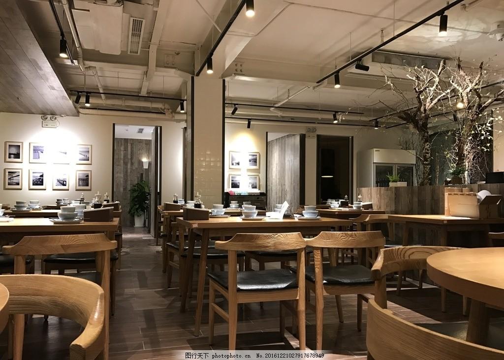 餐饮设计 餐厅 氛围 饱满 现代 简约 北京餐厅 裸顶 室内设计 设计