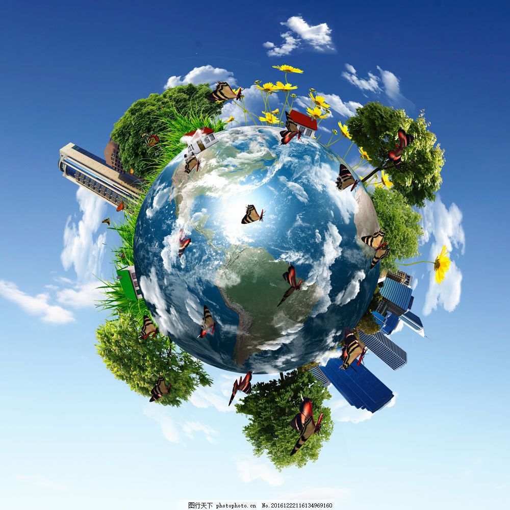地球表面图片